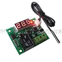 Терморегулятор-термостат программируемый W1209 питание 12В