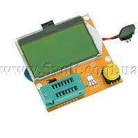 Мультифункциональный тестер радиодеталей графический экран, фото 1