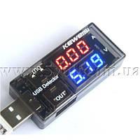 USB-тестер нагрузки двойной LED-дисплей, фото 1