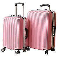 Женский пластиковый чемодан SP510225, фото 1