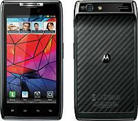 Защитная пленка для экрана телефона Motorola Droid RAZR XT912 на две стороны