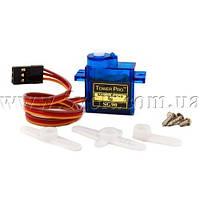 Серво-привод для радиоуправляемых моделей