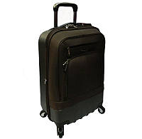 Большой турецкий чемодан полу-пластиковый на четырёх колёсах фирмы CCS