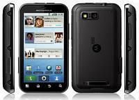 Бронированная защитная пленка для экрана Motorola MB525 Defy