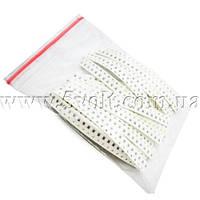 Набор SMD-резисторов 0805 80 номиналов по 25 штук всего 2000шт