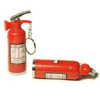 Зажигалка прикол электрошокер в виде огнетушителя ZG18853