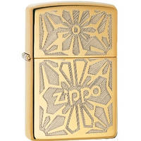 Зажигалка Zippo 28450 желтая 28450