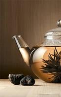 Декор Golden Tile Karelia English Tea коричневый 250х400
