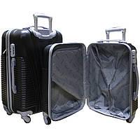 Эксклюзивный пластиковый чемодан двойка SP510411, фото 1