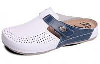 Обувь профессиональная- сабо кожаные женские