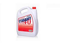 Жидкость охлаждающая антифриз МФК Стандарт-40 -32° красный 9.8 кг (Active Red)