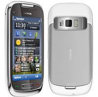 Бронированная защитная пленка для Nokia Astound C7 на две стороны