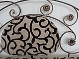 Банкетка кованая с полками (арт. 05-150-01), фото 5
