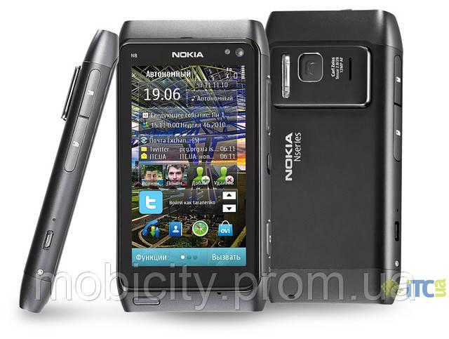 Защитная пленка для телефона Nokia N8 на две стороны