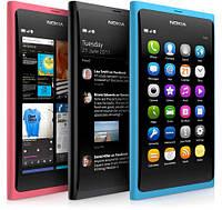 Бронированная защитная пленка для экрана Nokia N9-00
