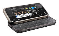 Бронированная защитная пленка для экрана Nokia N97 mini