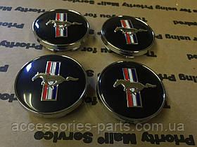 Новые Ford Mustang Cobra,Колпачки в  Диски