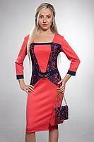 Платье женское мод №313-2,размер 44,46