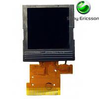 Дисплей (LCD) для Sony Ericsson K220, оригинал