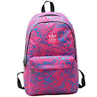 Городской рюкзак Adidas розовый