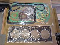Комплект прокладок к экскаваторам Kobelco SK100, SK115, SK130, SK135 Isuzu 4BG1