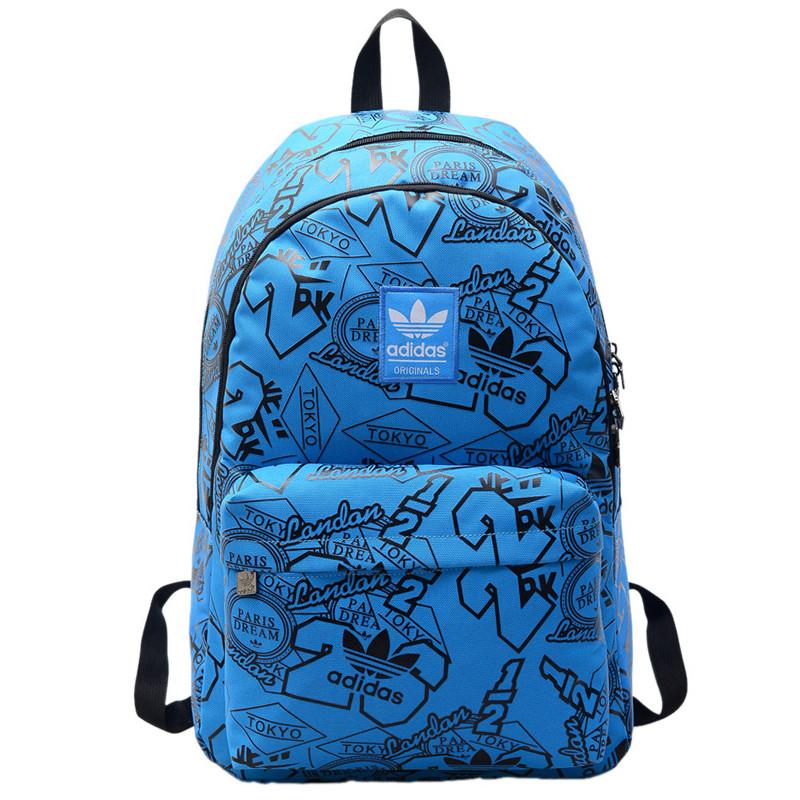 Рюкзак  Adidas синий  (реплика)