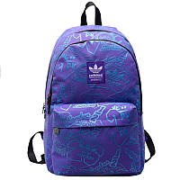 Рюкзак Adidas фиолетовый (реплика)