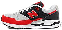 Мужские кроссовки New Balance 530, нью баланс серые