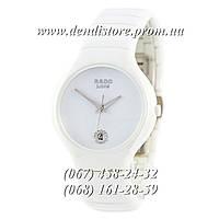 Часы Rado Jubile Diamonds Ceramic White