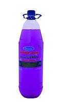 Жидкость для омывания стекол демисезонная -7° Океан Nano 1л (ПЭТ)