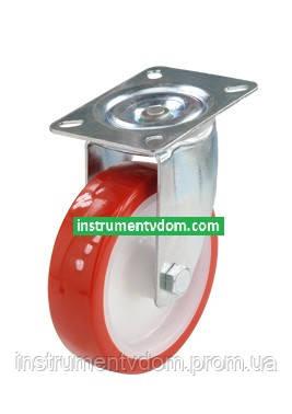 Колесо 320125 с поворотным кронштейном (диаметр 125 мм)