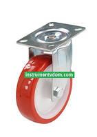 Колесо 320100 с поворотным кронштейном (диаметр 100 мм)