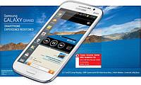 Бронированная защитная пленка для Samsung Galaxy Grand на две стороны
