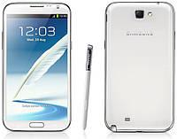 Бронированная защитная пленка для Samsung Galaxy Note II на две стороны