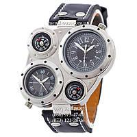 Бюджетные часы Diesel The Four Dials Black/Silver/Black
