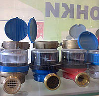 Счётчики MTK, MTW, холодной и горячей воды.