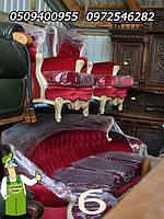 Ретро мебель привезённая из Германии, оригинальный сервант, диваны эксклюзивная мебель из натурального дерева