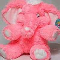 Большой розовый слон 120 см, фото 1