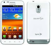 Бронированная защитная пленка для Samsung SPH-D710 Galaxy S II на две стороны