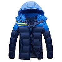 Мужская зимняя спортивная куртка. Модель 720