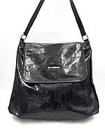Женская сумка Laura Biaggi (1129 black) leather , фото 1