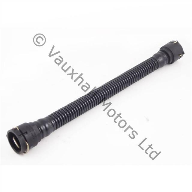 Трубка (шланг, патрубок) вентиляции картерных газов Z16XEP Z16XE1 Z16XER A16XER Z18XER A18XER OPEL Astra-G Ast