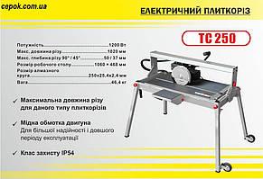 Плиткоріз Forte TC-250