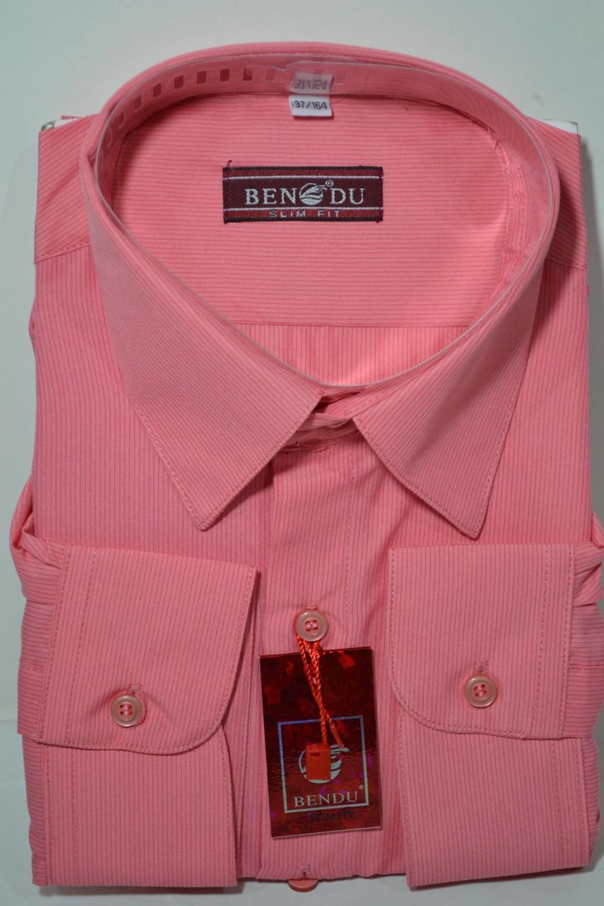 Дитяча сорочка в смужку BENDU (розміри 28,32,33,34,35,37)
