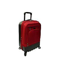 Малый турецкий чемодан полу-пластиковый на четырёх колёсах фирмы CCS
