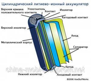 Литиевые аккумуляторы - правила эксплуатации