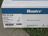 Электро-магнитный клапан Hunter PGV 101 gb коробка 20 штук, фото 3