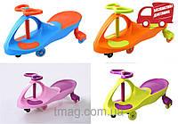 Детская машинка Bibicar (Бибикар) smart car, полиуретановые колеса
