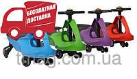 Детская машинка Bibicar (Бибикар) smart car,пластиковые колеса, фото 1
