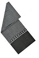 Модный длинный шарф